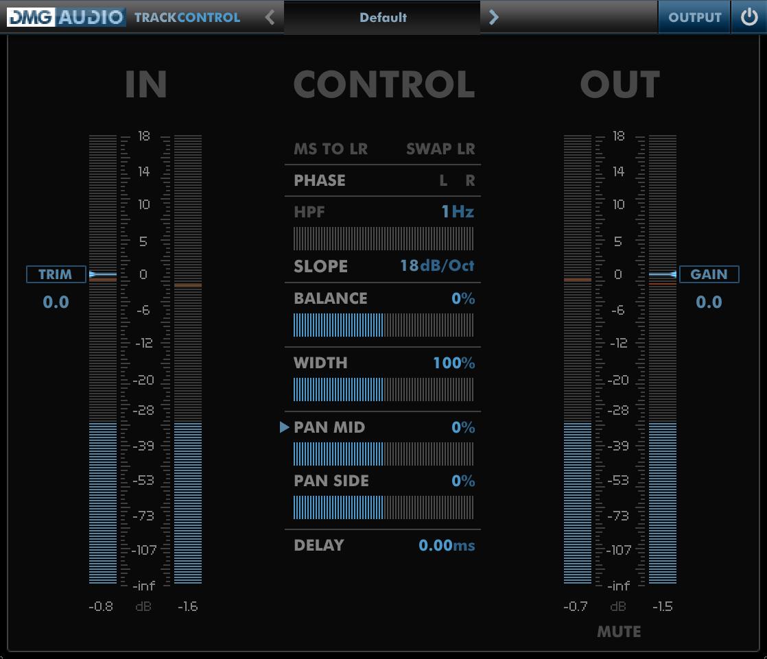 TrackControl vst plugin gratuit